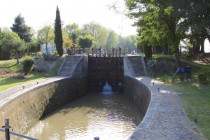 Lock of the Aiguille