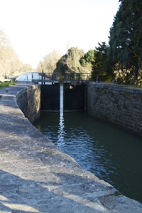 The lock of the Criminelle