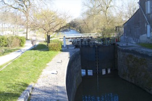 The lock of the Vivier