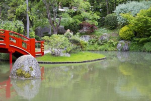 The Japanese Garden, remarkable garden in Toulouse